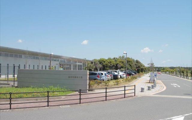 浦安市営浦安墓地公園の画像2
