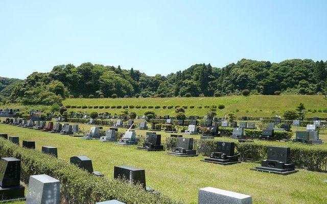 長南町営笠森霊園の画像2