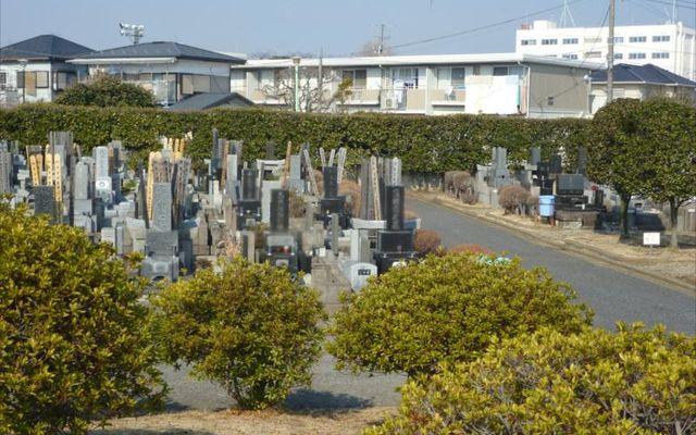 船橋市営習志野霊園の画像2