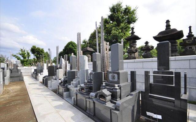 寛永寺谷中霊園の画像1