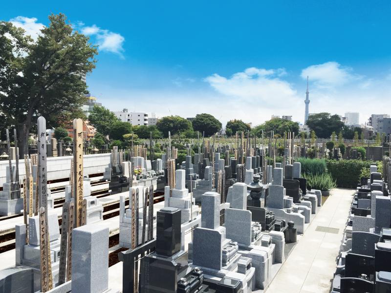 天台宗東叡山寛永寺墓地の画像3