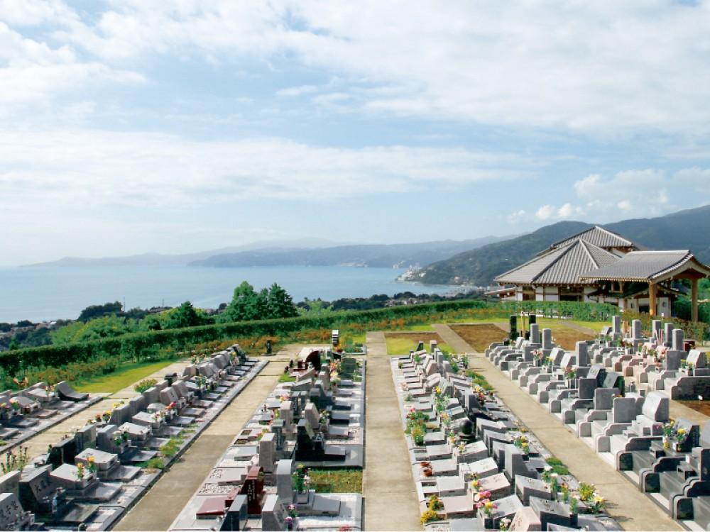 湯河原吉祥公園墓地の画像3