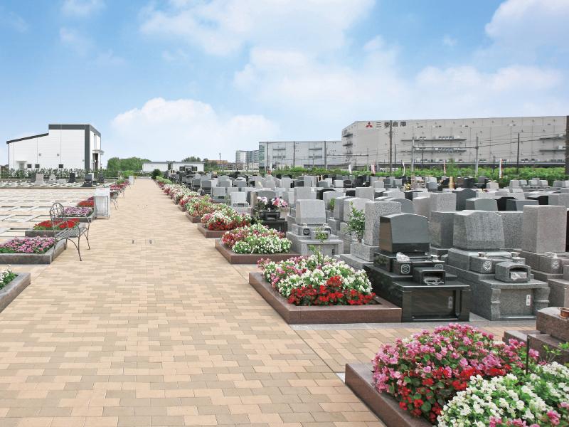 吉川美南霊園の画像3