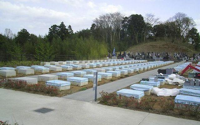 市原市営海保墓園の画像3