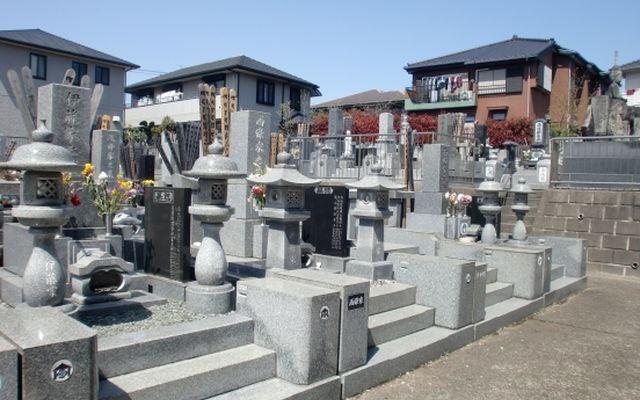 萱田山長福寺墓苑の画像3