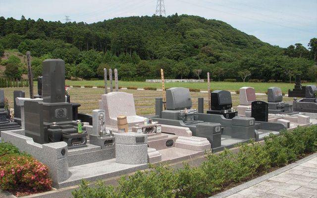 君津市営聖地公園墓地の画像3