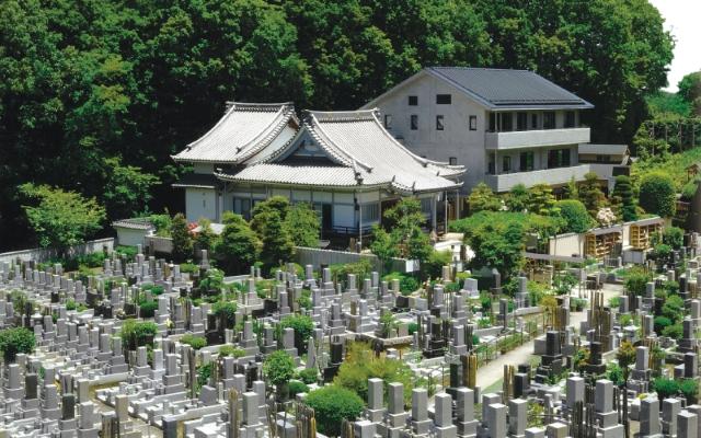 城山霊園の画像1