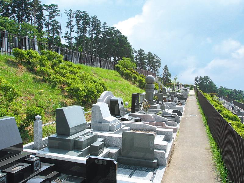 湯河原吉祥公園墓地の画像4