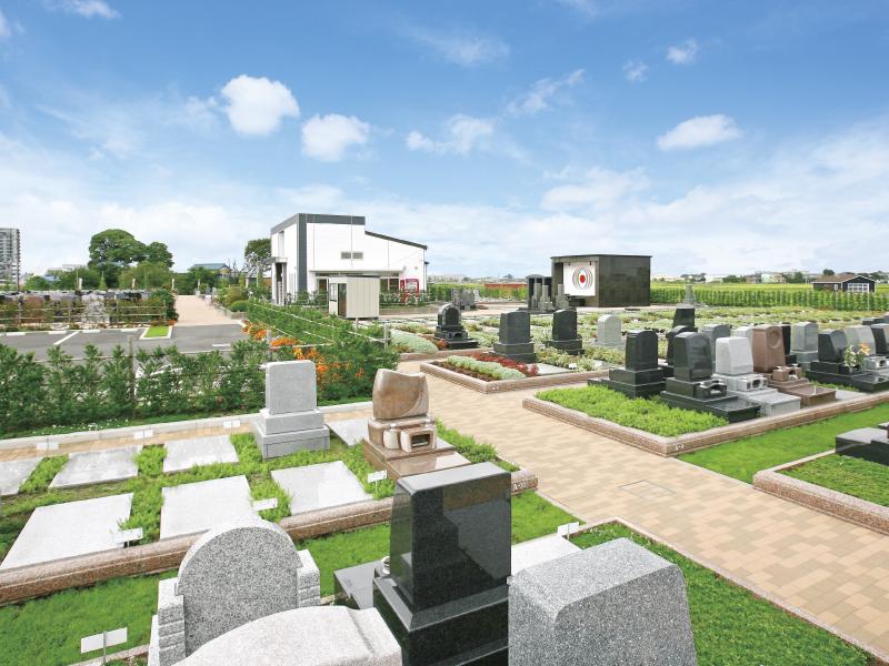 吉川美南霊園の画像4