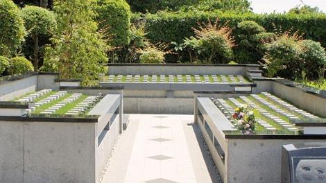 船橋メルヘンパーク樹木葬墓地「こころの樹」の画像3