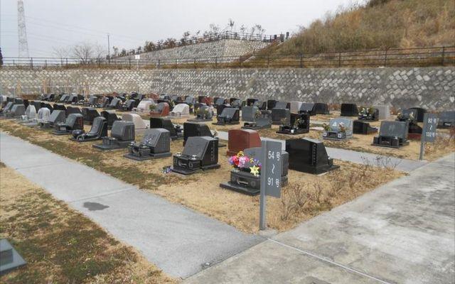 市原市営海保墓園の画像4