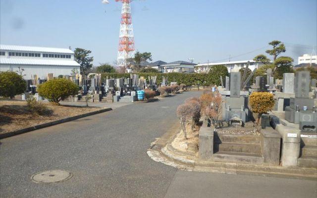 船橋市営習志野霊園の画像4