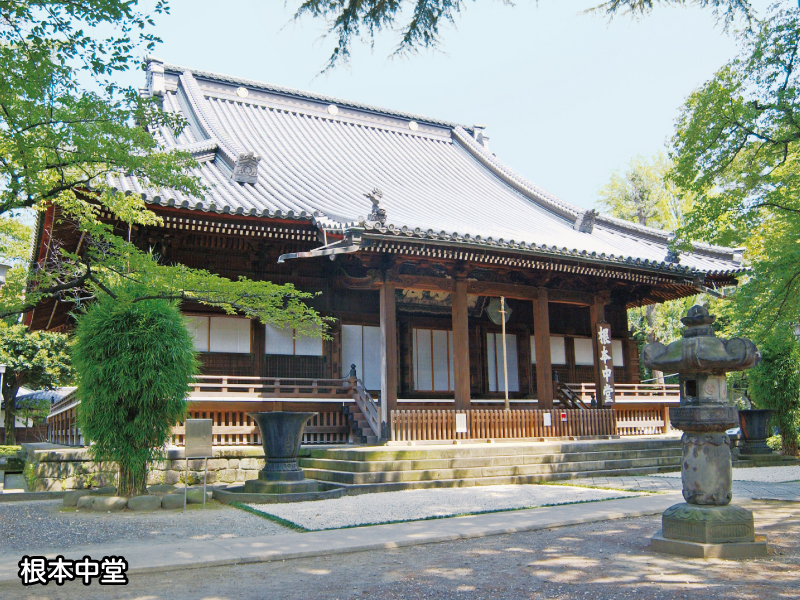 天台宗東叡山寛永寺墓地の画像5