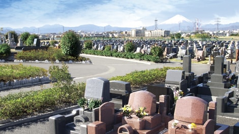 湘南公園墓地 茅ヶ崎霊園の画像4