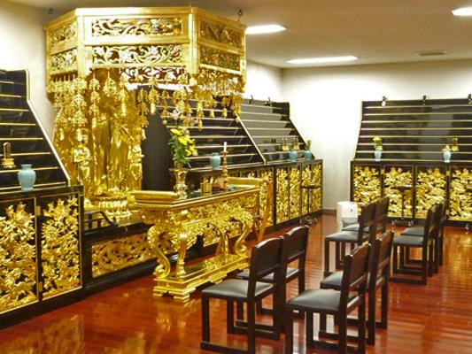 乗願寺 浄華台の画像1