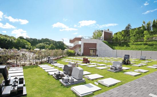 青葉ニュータウン霊園の画像1