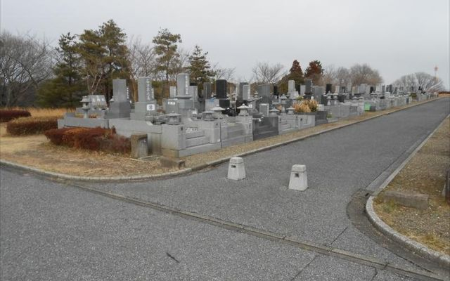 市原市営海保墓園の画像5
