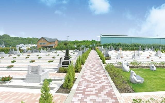 相模ふれあいの杜田名聖地霊園の画像1