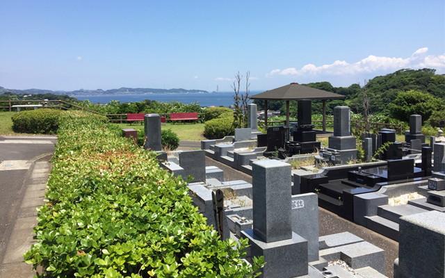 三浦霊園の画像1