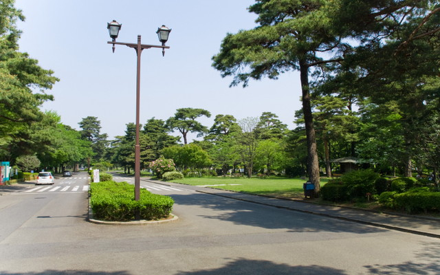 都立 小平霊園の画像1