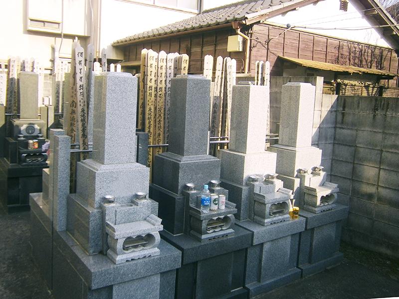 日曜寺墓苑の画像4