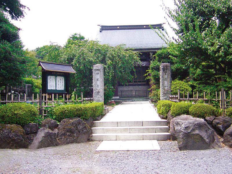 妙観寺墓苑の画像1
