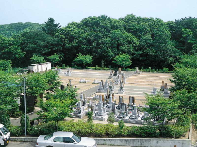 善行墓苑の画像1