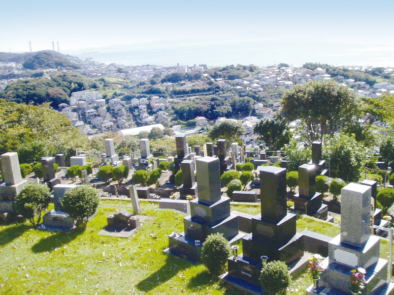 聖徳久里浜霊園の画像1