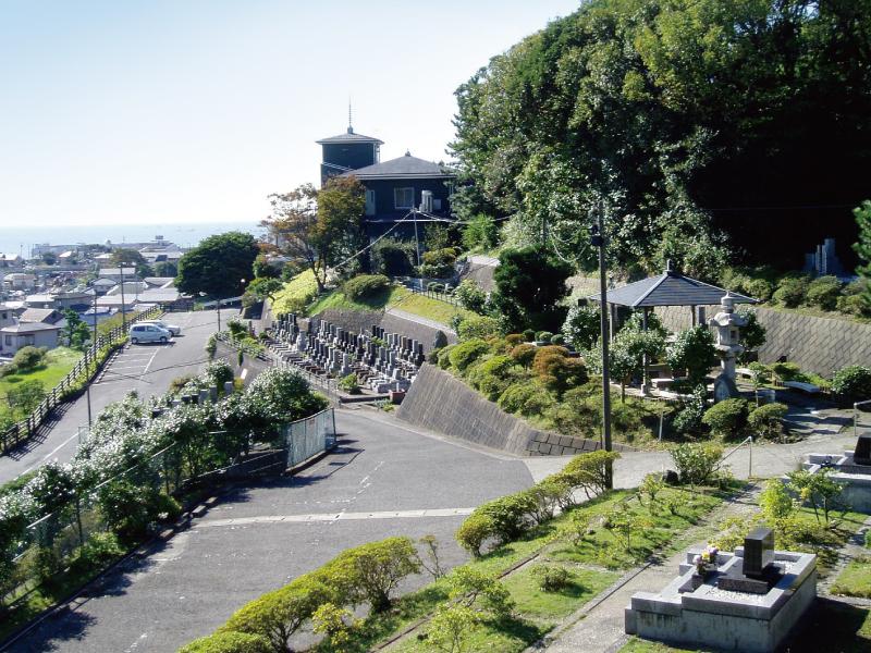 聖徳久里浜霊園の画像2