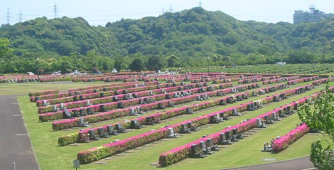 横須賀市営公園墓地の画像1