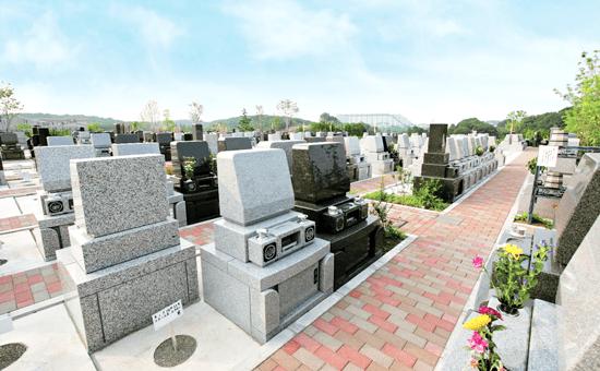 横浜あさひ霊園の画像1