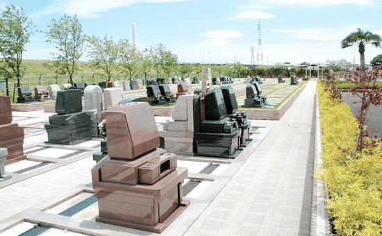 平塚四之宮霊園の画像1