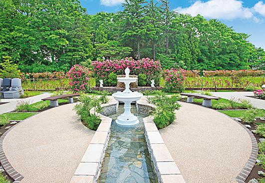 メモリアルパーク大和墓苑 ふれあいの郷の画像1