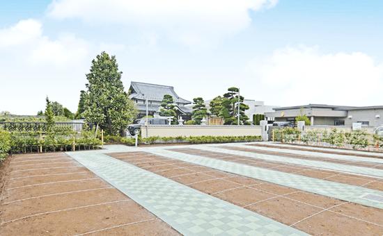 所沢霊源寺墓苑の画像1