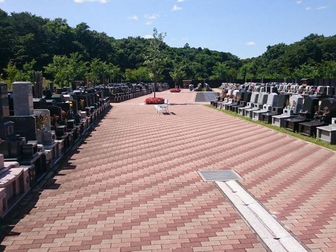 桜の郷花見川犢橋霊園の画像1