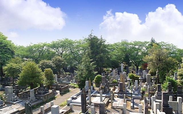 都立 染井霊園の画像4