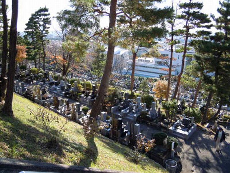 八王子市営 甲の原霊園の画像2