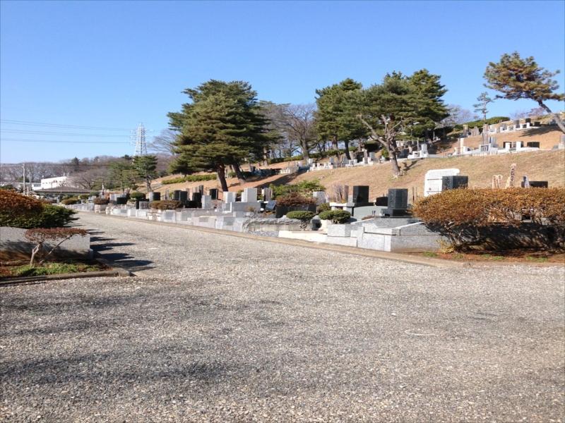 八王子市営 甲の原霊園の画像5