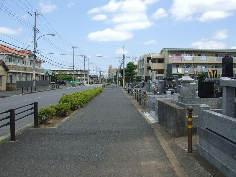 成田市営成田霊園の画像2