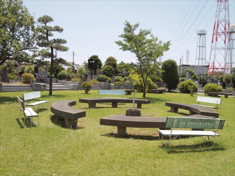 船橋市営馬込霊園の画像4