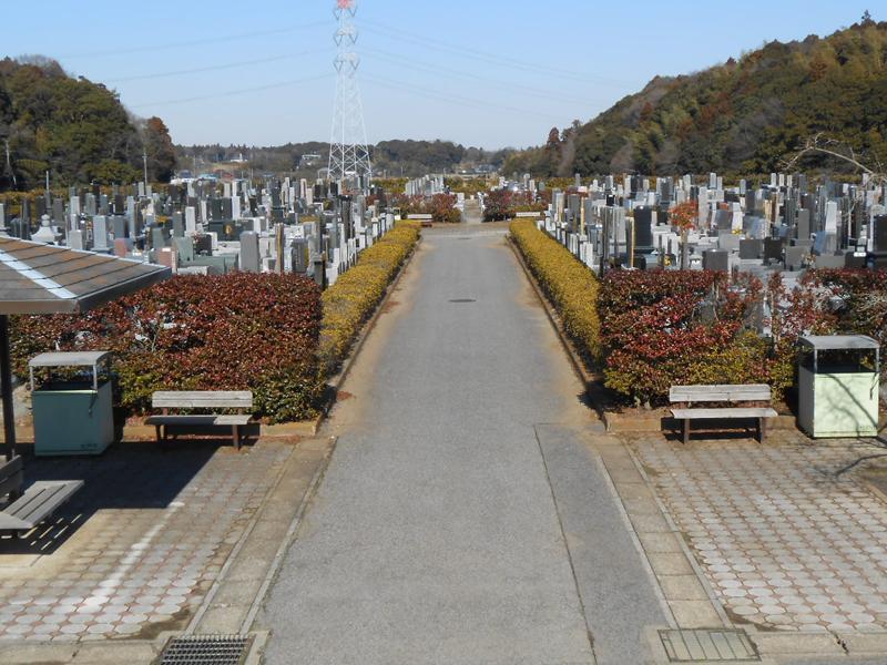 松戸市営白井聖地公園の画像2