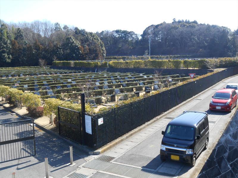 松戸市営白井聖地公園の画像5