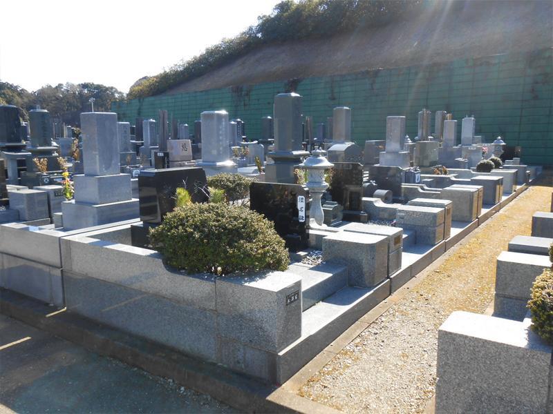 松戸市営白井聖地公園の画像6