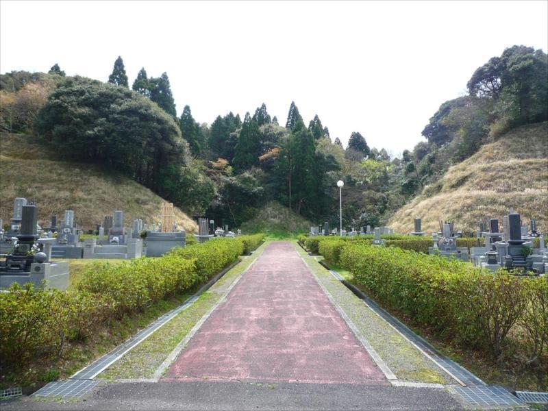 一宮町営宮の森霊園の画像2