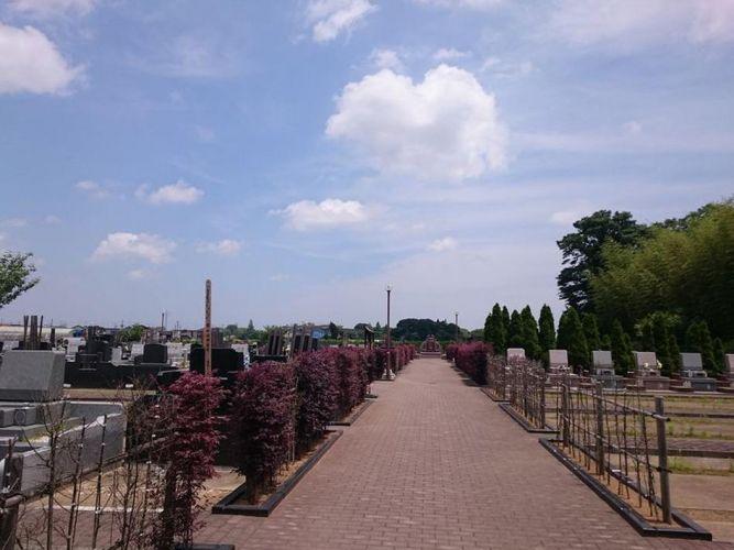 富里中央霊園の画像1