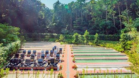 弥生台墓園 横浜つどいの森の画像1