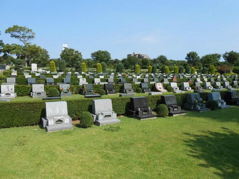 藤沢市営 大庭台墓園の画像3