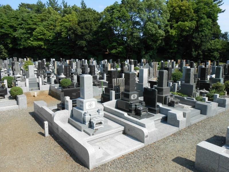 藤沢市営 大庭台墓園の画像4