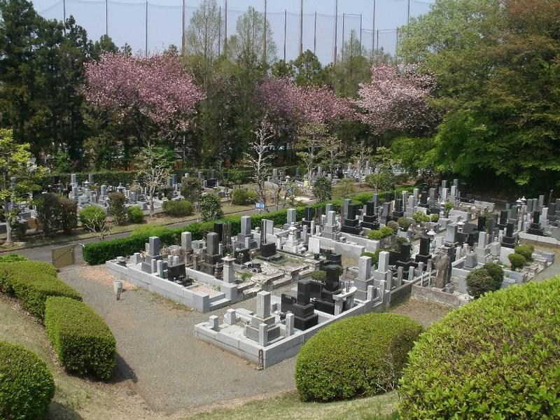藤沢市営 大庭台墓園の画像9
