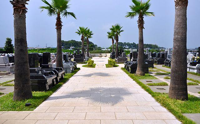 メモリアルガーデン桶川霊園の画像3